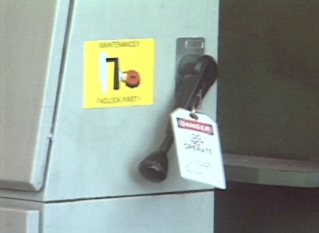Lockout/Tagout (Solid Waste)