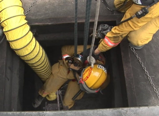 Confined Space Entry Training Video (Waste Management)