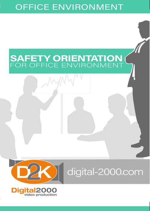 Safety Orientation For Office Environments