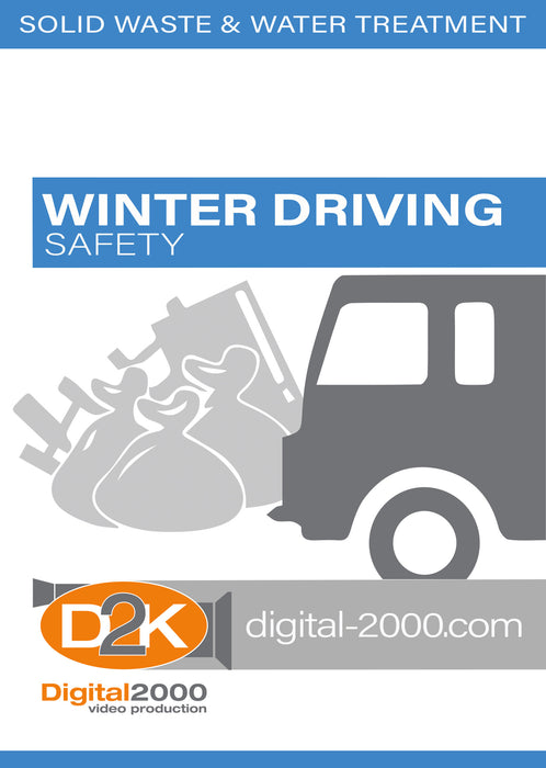 Winter Driving Safety (Waste Management)
