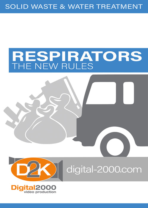 Respirators - The New Rules (Waste Management)