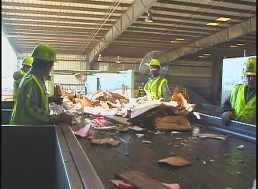Recycling Facility Safety Video - Ergonomics