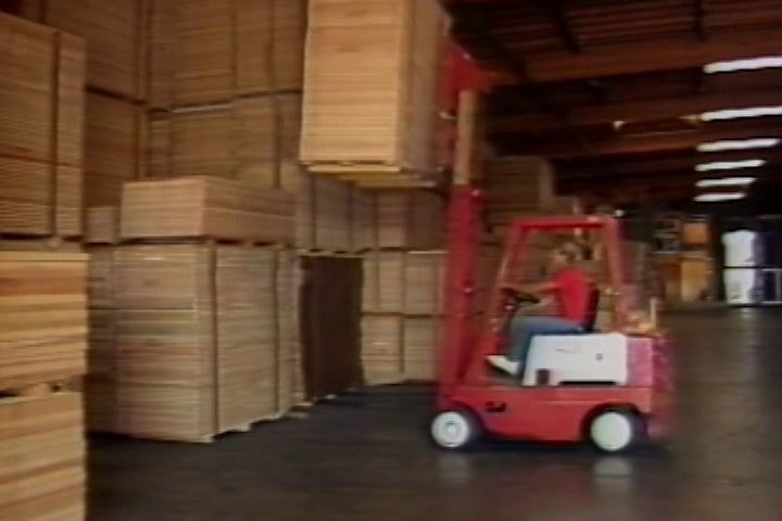 Supervisors and Forklift Training