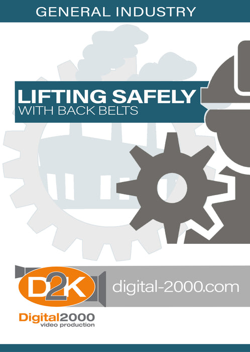 Lifting Safely With Back Belts