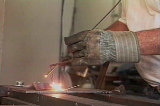 Gas Welding Safety (Machinery)