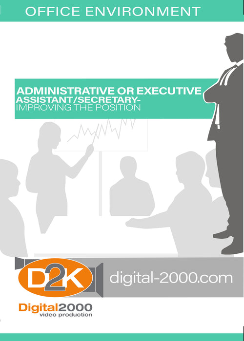 Administrative or Executive Assistants/Secretaries - Improving The Position (Office)