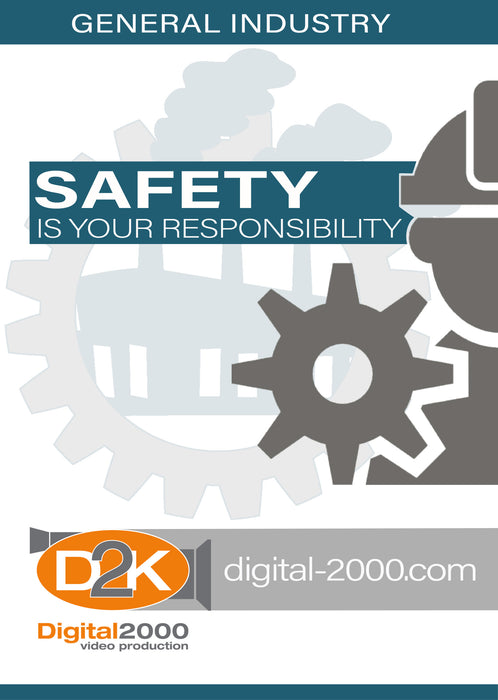 Safety Is Your Responsibility (Miscellaneous)