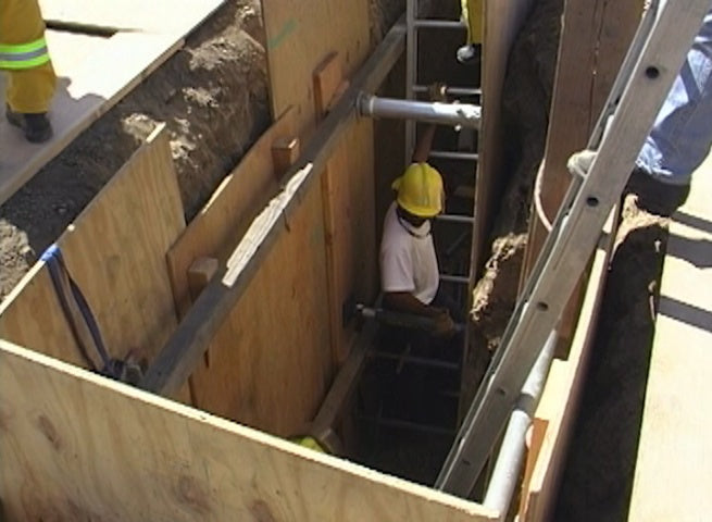Confined Space Entry (Machinery)