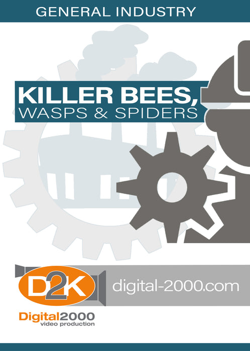 Killer Bees, Wasps, and Spiders