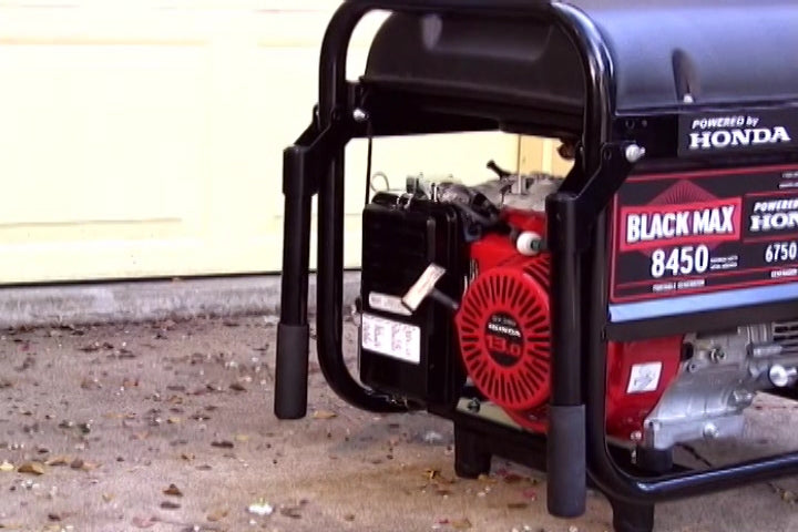 Portable Generator Hazards and How To Avoid Them