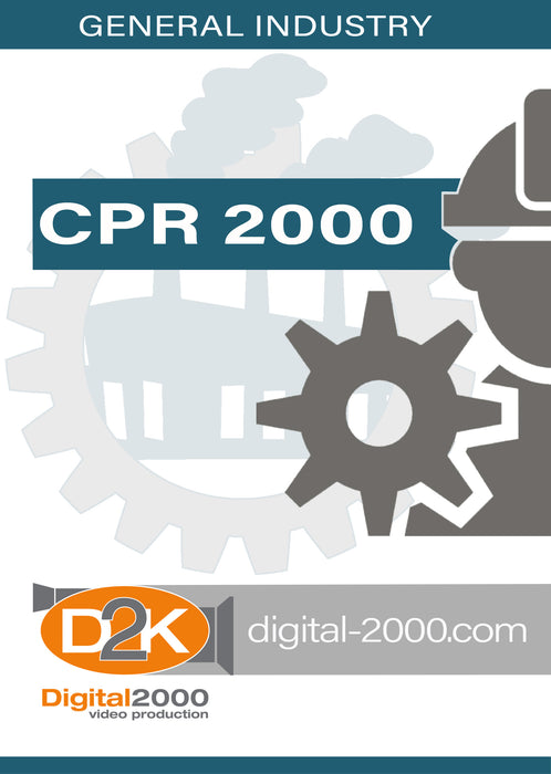 CPR 2000 Safety Training Course