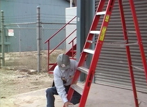 Ladder Safety (Manufacturing)