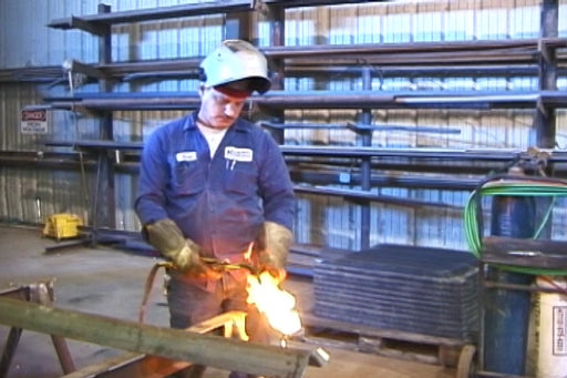 Oxygen Acetylene Welding And Cutting Safety