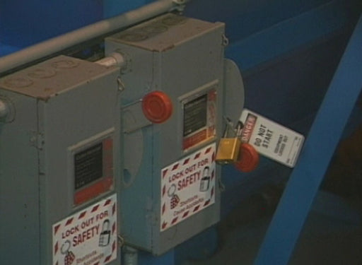 Hazardous Energy - Lockout Tagout