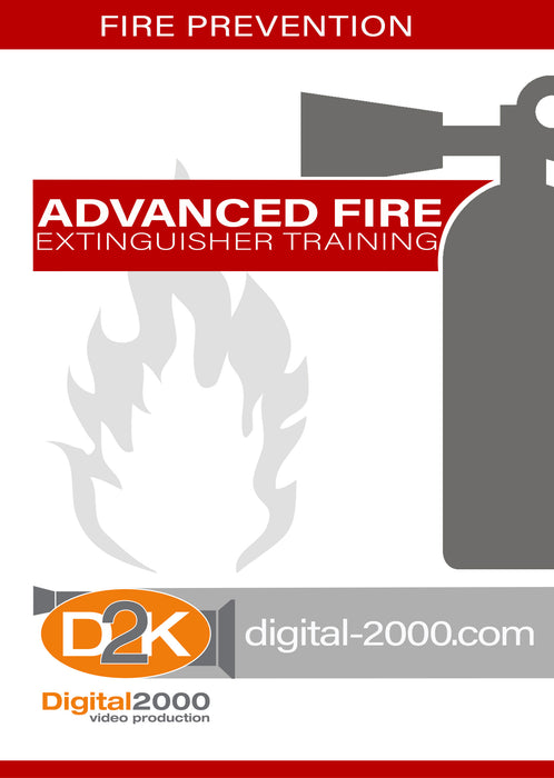 Advanced Fire Extinguisher Training (Long Version)  (Chem./HazMat)