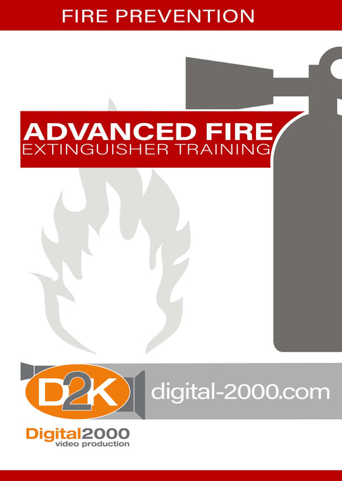 Advanced Fire Extinguisher Training