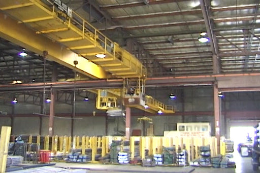 Overhead Pendant Hoist Safety - Manufacturing