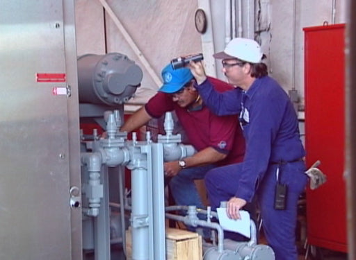 Working Safely With Compressed Air (Manufacturing)