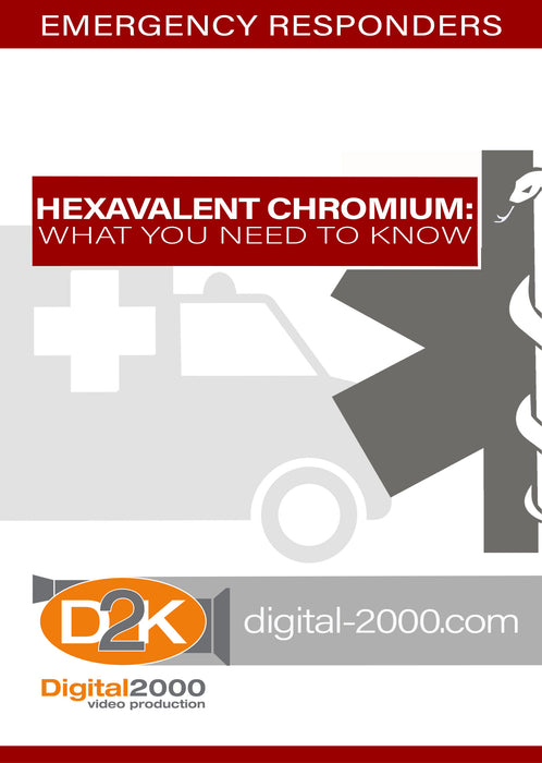 Hexavalent Chromium: What You Need To Know