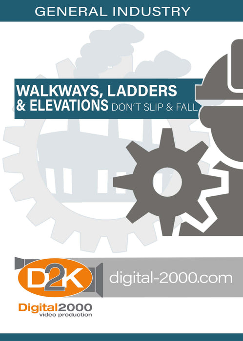 Walkways, Ladders, and Elevations - Don't Slip and Fall