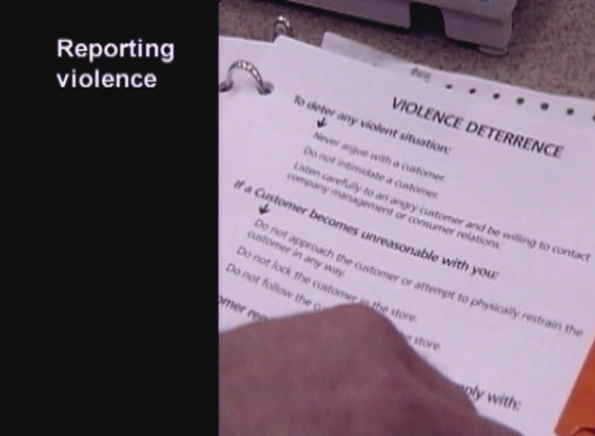 Preventing And Responding To Workplace Violence (General Industry)