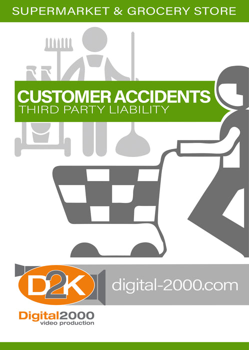 Customer Accidents - Third Party Liability (Supermarket)