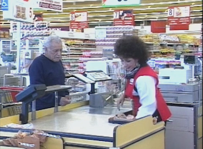 Supermarket Customer Service