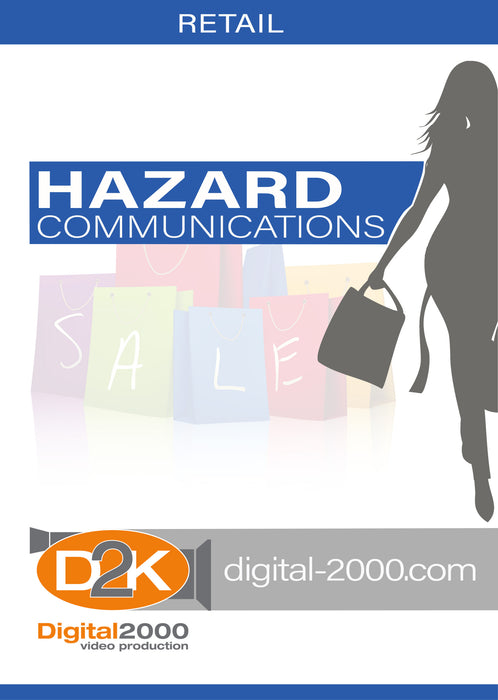 Hazard Communications - Your Right To Know (Retail)