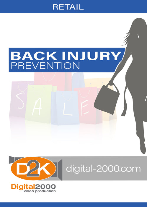 Back Injury Prevention (Retail)
