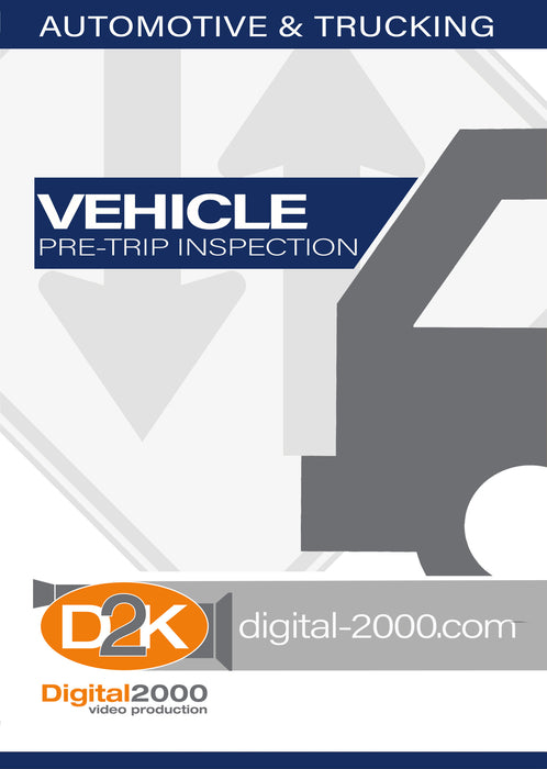 Vehicle Pre-Trip Inspection (Trucking Industry)