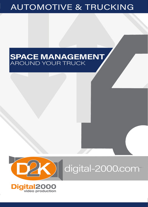 Space Management Around Your Truck