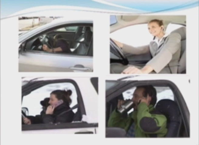 Distracted Driving Safety Video