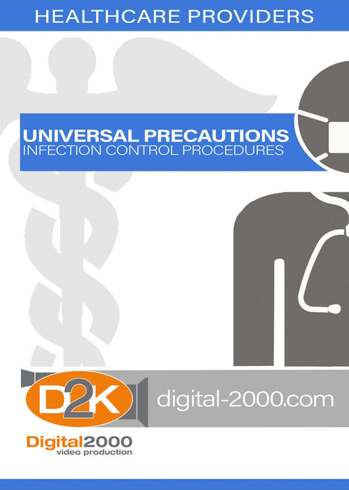 Universal Precautions - Infection Control Procedures