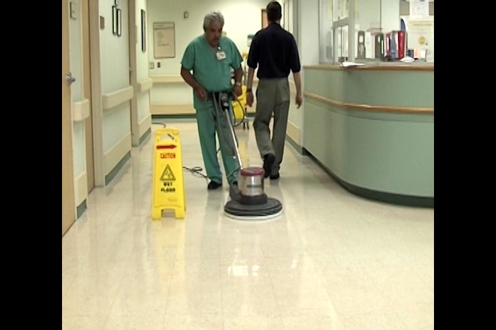 Floor Cleaning Tips (Healthcare)