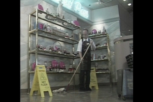 Accident Causes and Prevention (Janitorial)