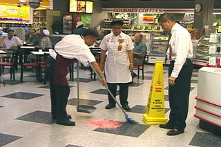 How To Prevent Slips and Falls (Janitorial)