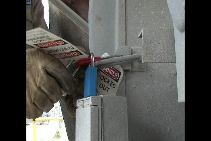 Lockout/Tagout - Controlling Hazardous Energy Sources