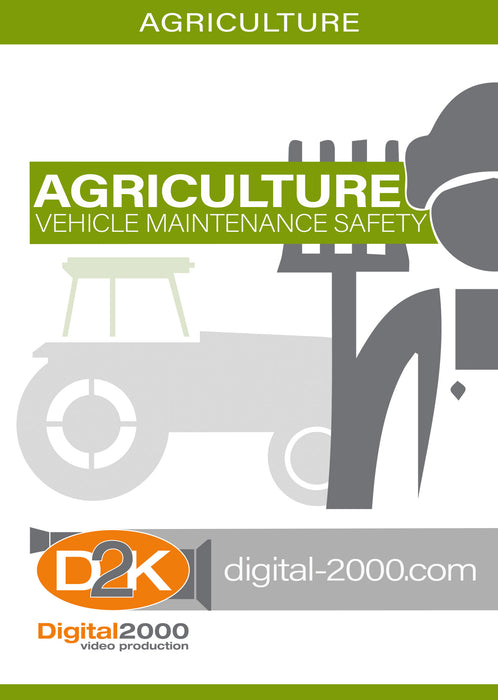 Agriculture Vehicle Maintenance Safety