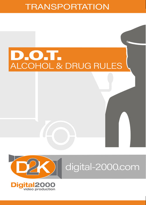 DOT Alcohol and Drug Rules (Transportation)