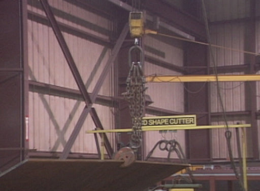 Chains, Cranes, Slings and Hoists