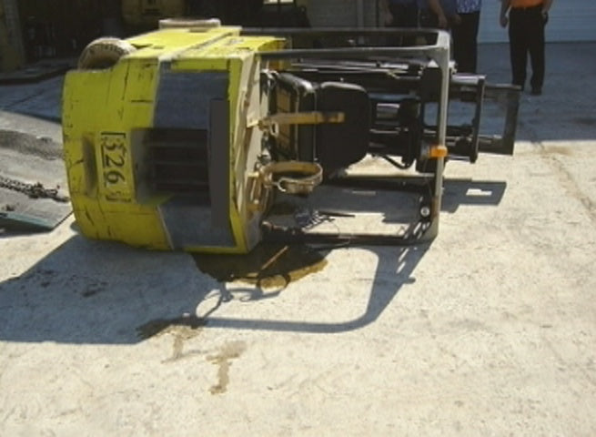Forklift Operations High Impact-Gory Story