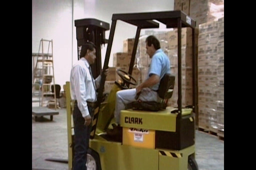 You're The One - Forklift Safety (Humorous)