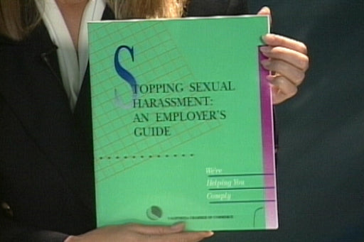 Sexual Harassment - An Investigator's Guide