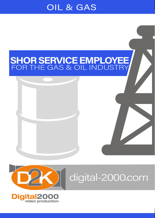 Short Service Employee For Gas And Oil Industry