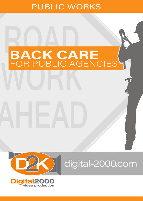 Back Care for Public Agencies