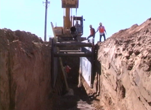 Trenching & Shoring Safety Training
