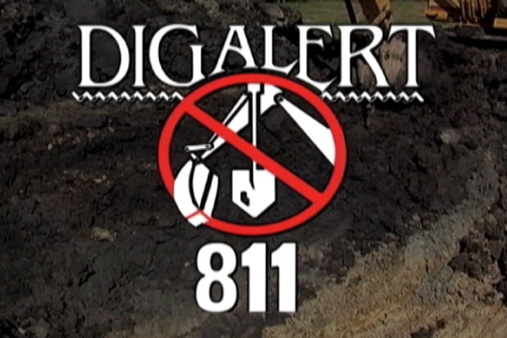 Utility Locations Call Before You Dig