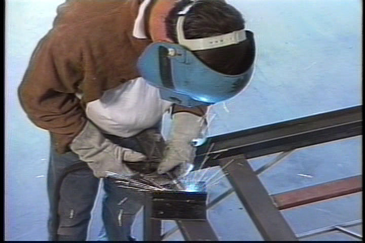 Welding (short refresher)