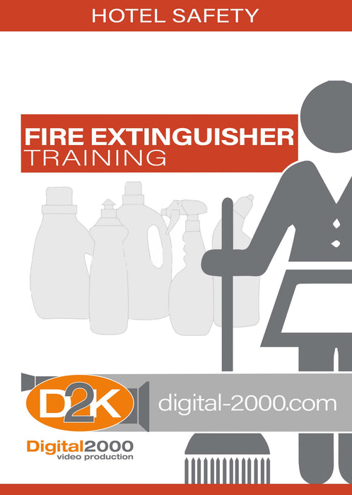 Hotel Safety Series - Fire Extinguisher Training