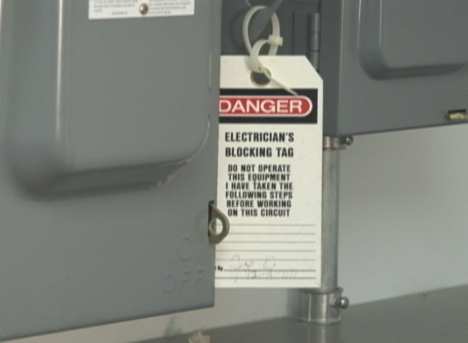 Hotel Safety Series - Lockout/Tagout